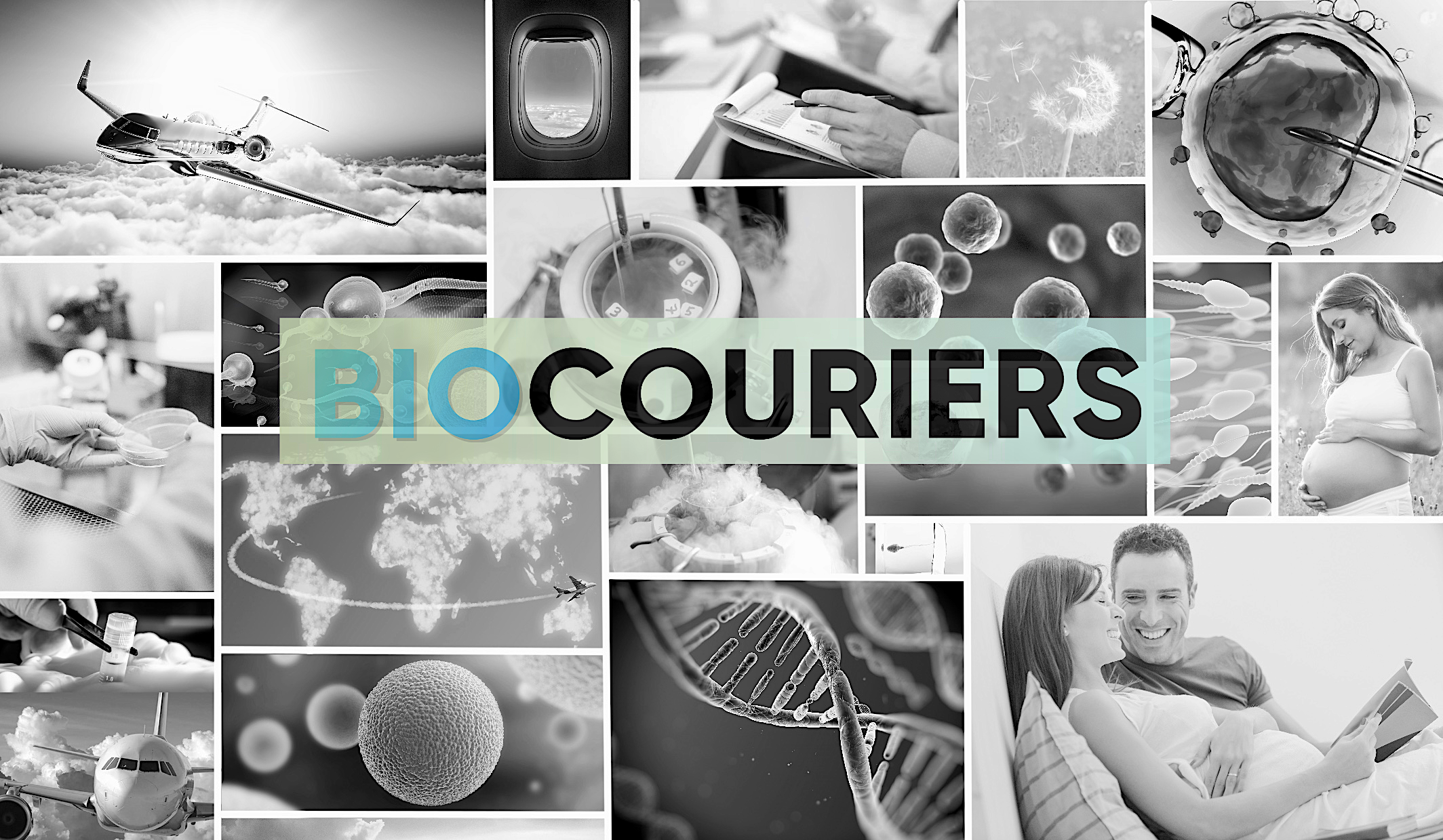 IVF couriers BioCouriers